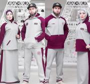 Модельный дом Айшат Кадыровой выпустил спортивный хиджаб