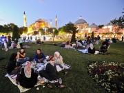 Модные заметки из Стамбула в Месяц Рамадан 2015